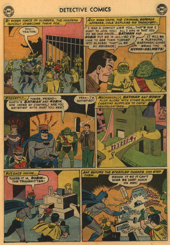 Detective Comics (1937) 256 Page 10