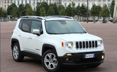 Jeep Renegade 2017 Review, Specification, and Price