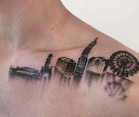 город тату