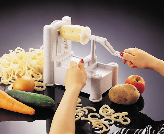 Paderno Spiral Vegetable Slicer A4982799