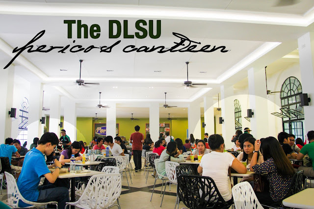 The Perico's Canteen in De La Salle University
