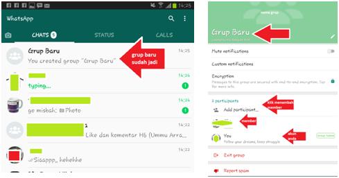 Cara Terbaru Membuat Grup WhatsApp