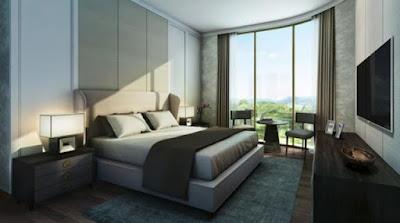 Ruang apartemen