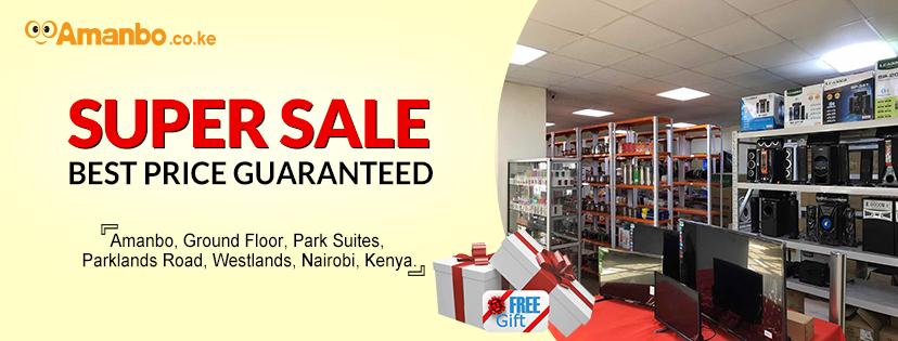 Amanbo Kenya Online Shopping Mall : Import From China