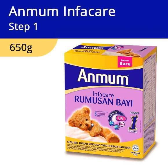 Anmum Infacare Step 2 650g