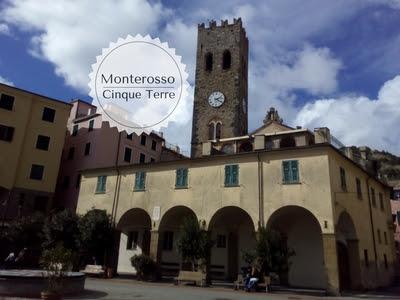 Piazza Garibaldi Monterosso