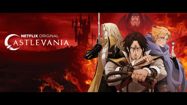 "Netflix Renews ""Castlevania"" Animated Series For A Second Season, Increases Show Episodes."