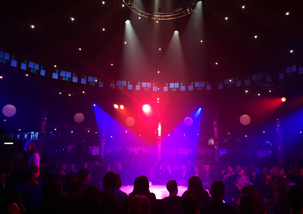 La Soiree fun cabaret show - London lifestyle & theatre blog