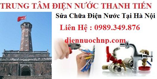 hỗ trợ sửa chữa điện nước quanh khu vực chùa láng