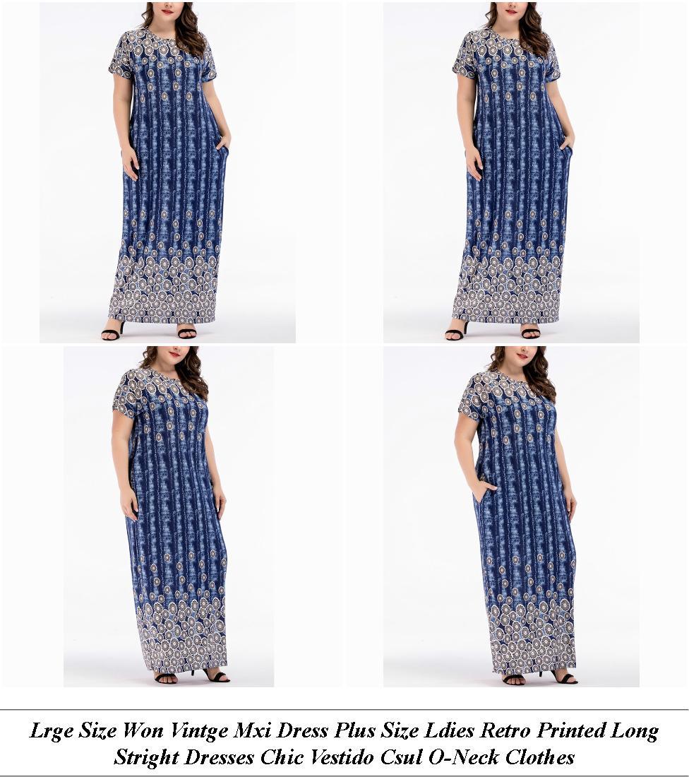 Beach Dresses For Women - Next Summer Sale - Polka Dot Dress - Cheap Trendy Clothes