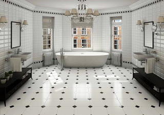 bathroom remodeling leads + Bathroom Ceramic Floor Ideas, Pictures and Decor for your bathroom