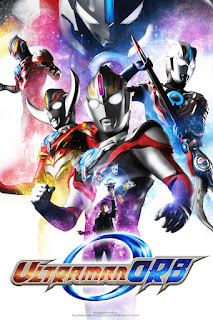Ultraman Orb Episode 01-25 [END] MP4 Subtitle Indonesia