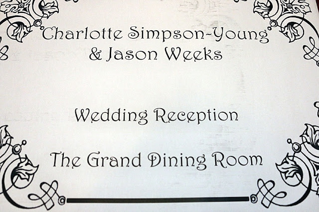Wedding Reception | 16 April 2016 | Charlotte Simpson-Young & Jason Weeks | The Carrington, Katoomba, Blue Mountains