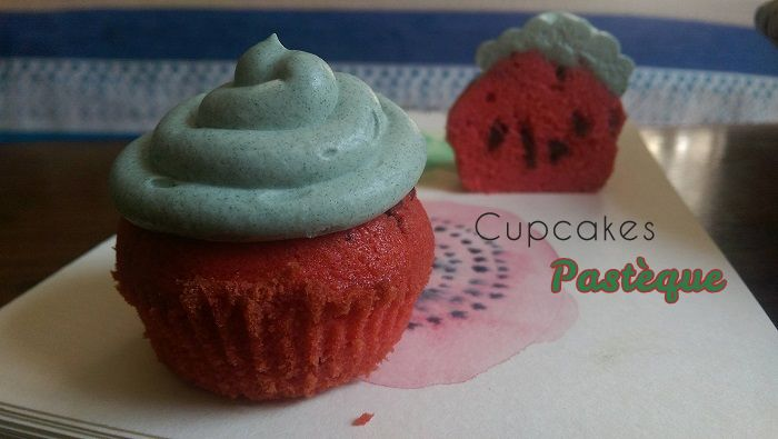 http://www.watercolorcake.fr/2016/06/cupcakes-pasteque.html