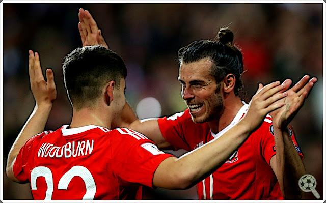 Woodburn Gareth Bale