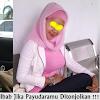 Untuk Apa Pakai Jilbab Jika Payudaramu Ditonjolkan
