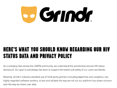 Grindr Privacy Statement