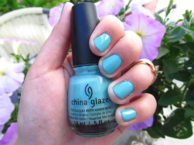 For Audrey China Glaze
