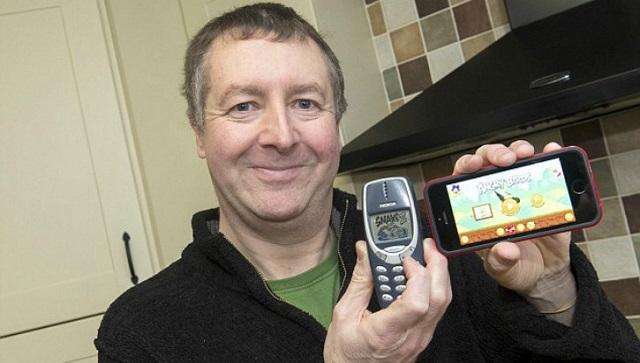 Nokia 3310 Paling 'Tua' Masih Lagi Berfungsi Selepas 17 Tahun