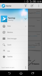 Tweetings for Twitter Android v8.2.2 .apk
