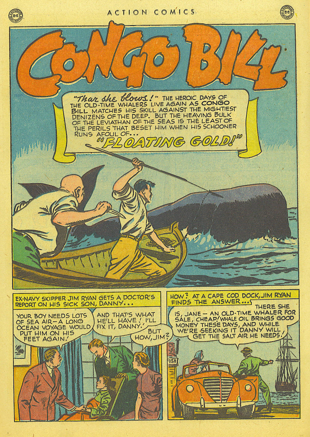 Read online Action Comics (1938) comic -  Issue #114 - 17