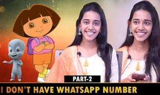 Vijay TV Super Singer Priyanka Interview