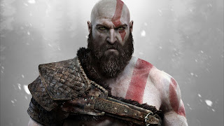 God of War IV HD Wallpaper