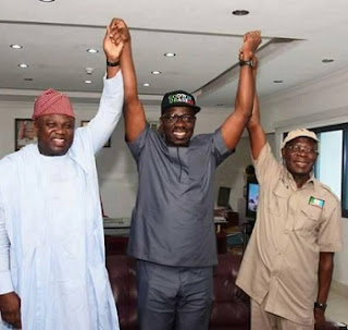 APC's Obaseki Maintains Firm Lead, Coasting To Victory @ #EdoDecides