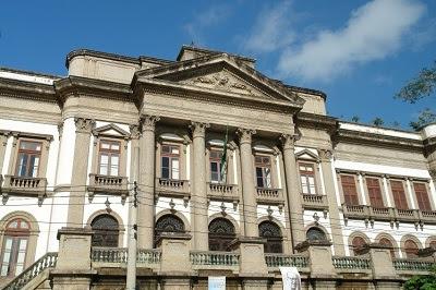 Liminar suspende exigência de IPTU de prédio histórico da CPRM no Rio de Janeiro