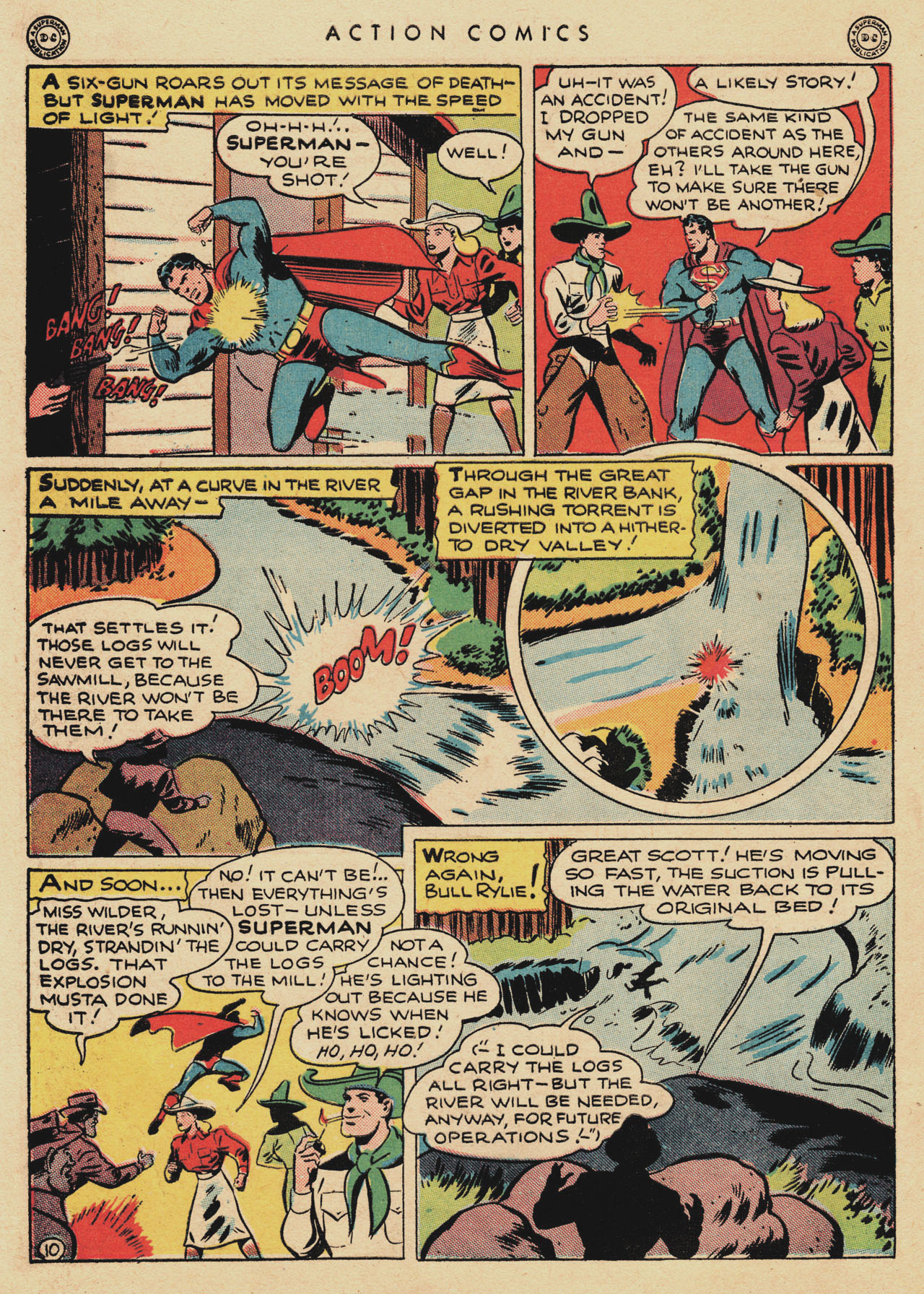 Read online Action Comics (1938) comic -  Issue #94 - 12