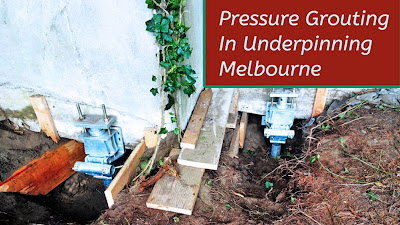 Underpinning Melbourne