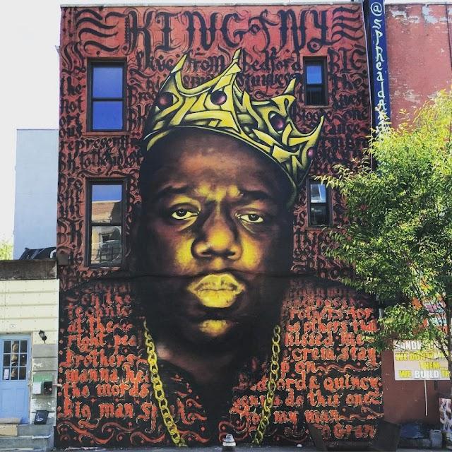 Por el mural de Bigguie se deberán pagar $1250 dólares mensuales para que no sea destruido