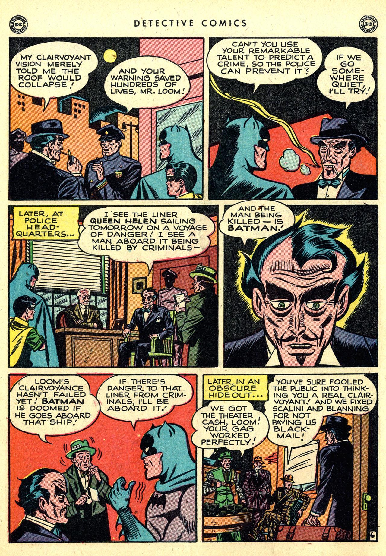 Read online Detective Comics (1937) comic -  Issue #133 - 8