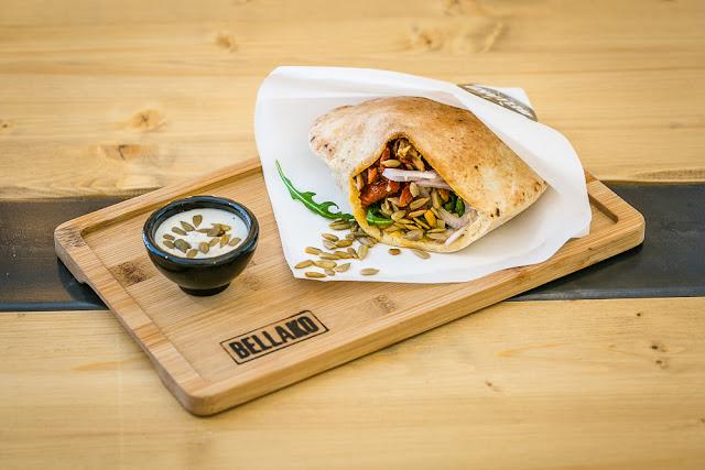 Kebab gourmet de BELLAKO