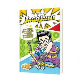 Buku komik jago jualan dewa eka prayoga