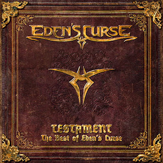 "Η συλλογή των Eden's Curse ""Testament - The Best of"""