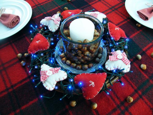 Vegetarian christmas tinned tomatoes