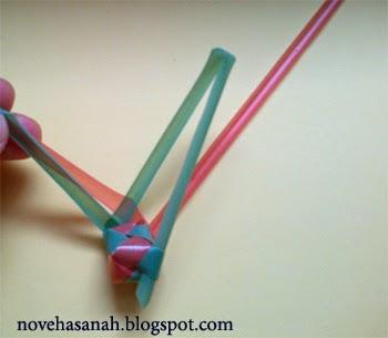Prakarya Sedotan Plastik Cara Membuat Bentuk Kubus