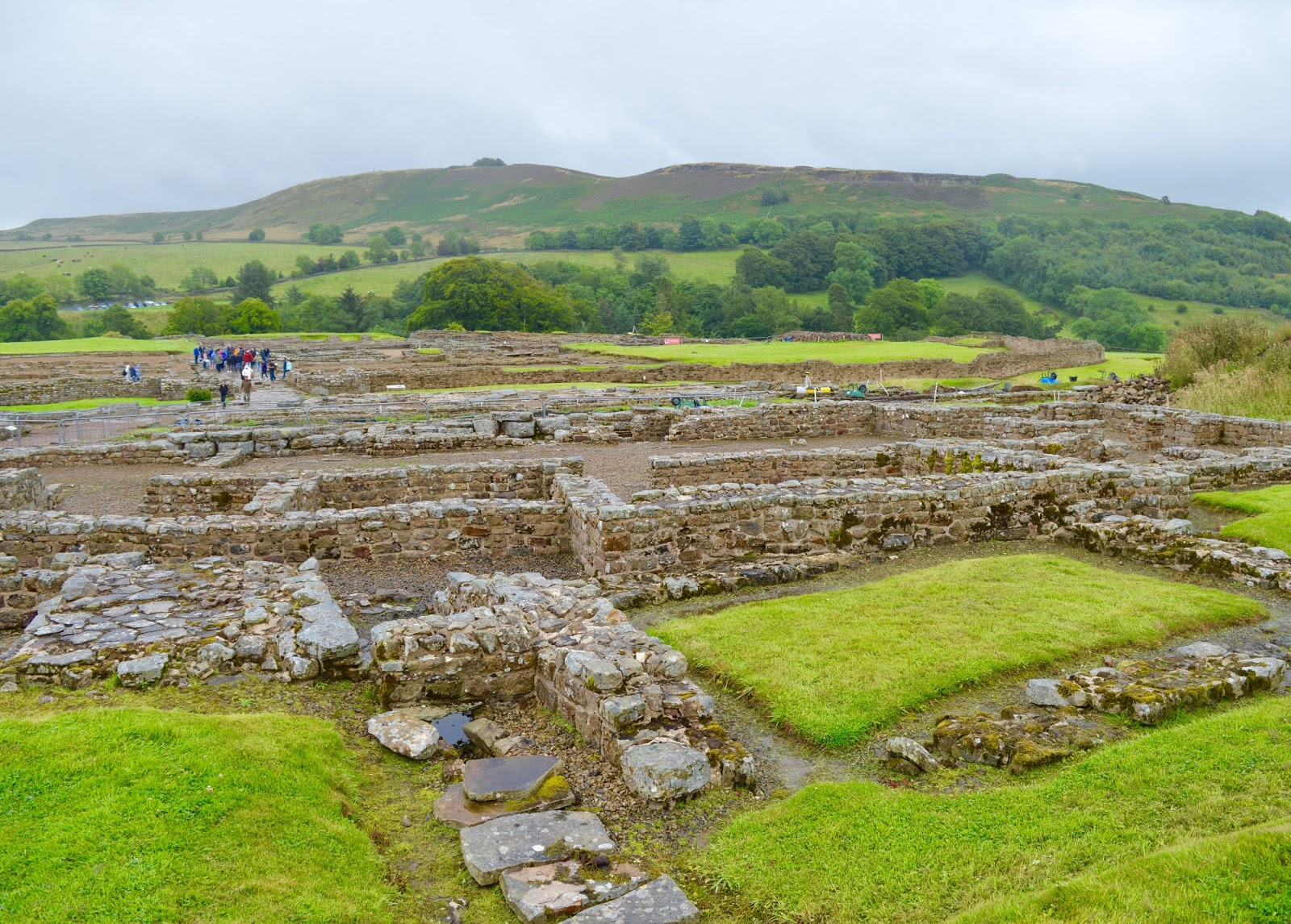 25 days out, events and things to do with kids in Northumberland National Park - Vindolanda