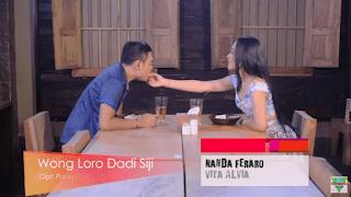 Lirik Lagu Wong Loro Dadi Siji - Vita Alvia Feat. Nanda Feraro
