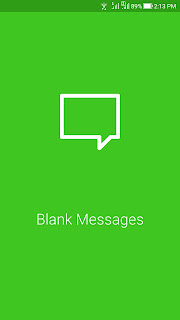 Cara Membuat Pesan Kosong Pada WhatsApp Terbaru 2018 1