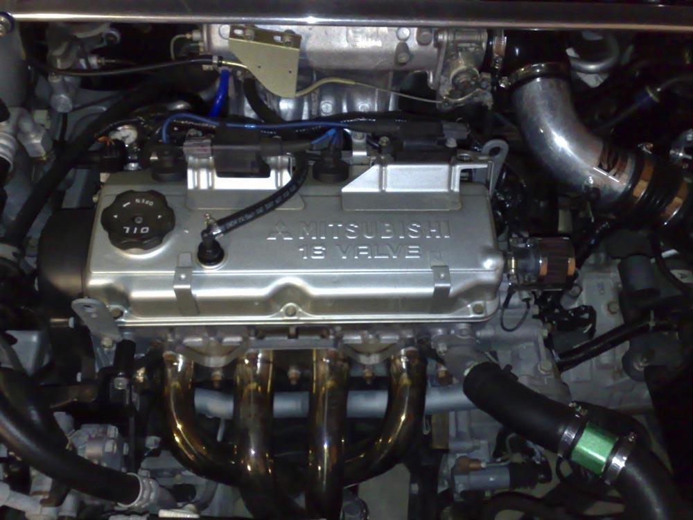 RINTIHAN RASA  : Sudut Info: Sejarah Enjin MIVEC (Mitsubishi)