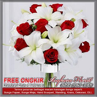 toko bunga table flower Bekasi Timur kota bekasi