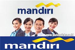 Lowongan Kerja Dharmasraya: PT. Bank Mandiri (Persero) Tbk Agustus 2018