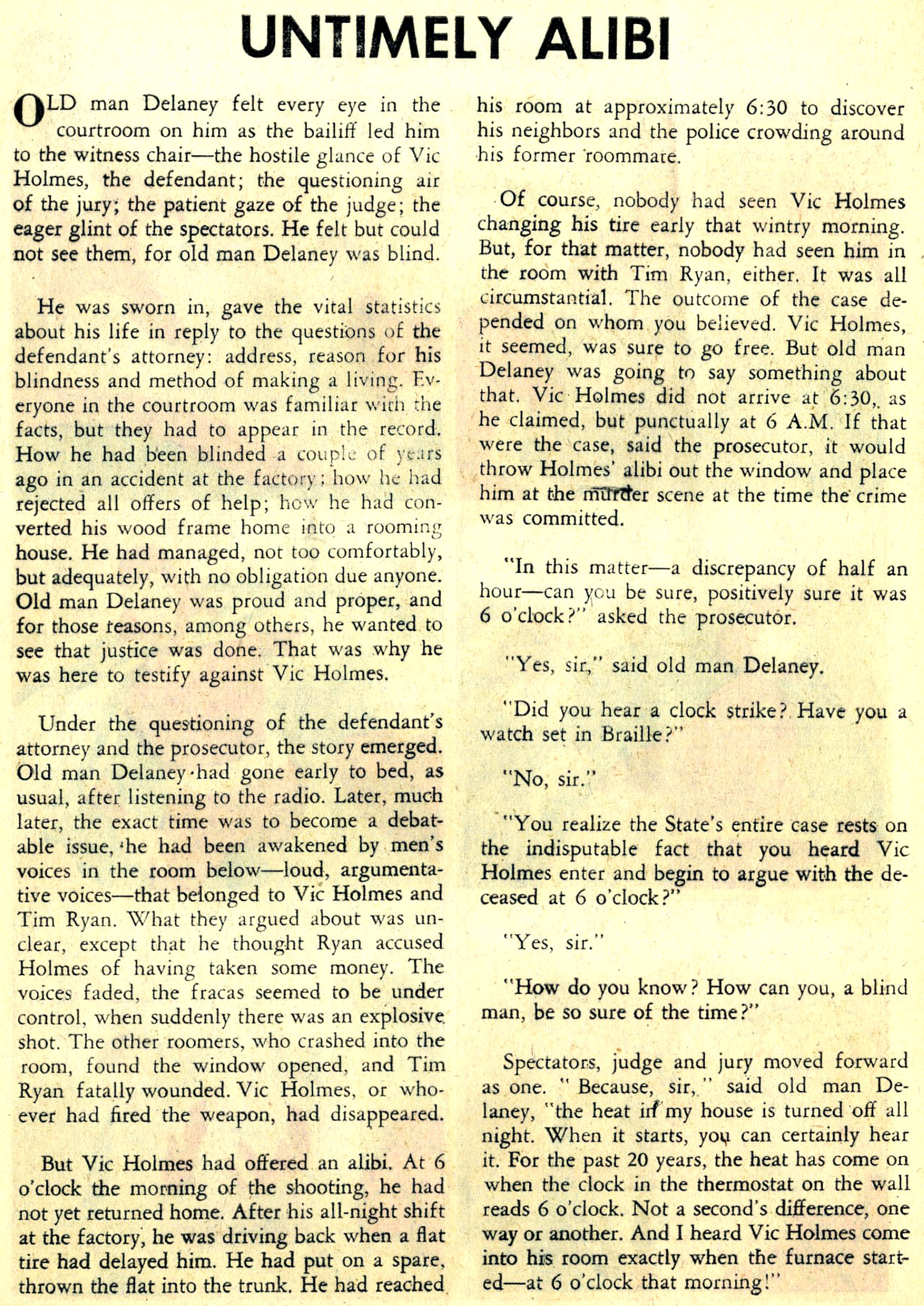 Detective Comics (1937) 281 Page 23