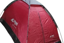 Review Tenda Rei 2p (Tent 02/T005)