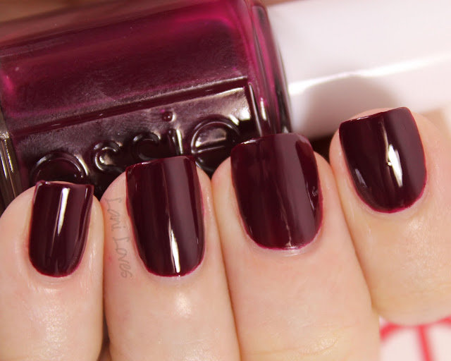 Essie In the Lobby Nail Polish Swatches & Review