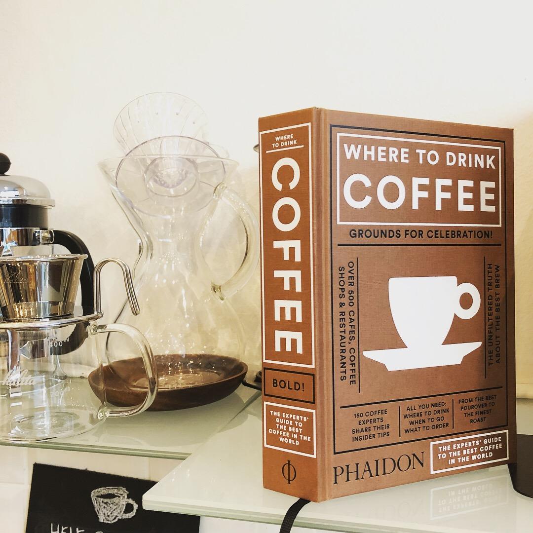 Forloren Espresso: Where to Drink Coffee by Phaidon