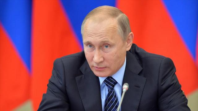 """Putin informa de un """"pronto acuerdo"""" con EEUU sobre Siria"""