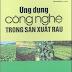 SÁCH SCAN -  Ứng dụng công nghệ trong sản xuất rau (Trần Khắc Thi & Trần Ngọc Hùng)